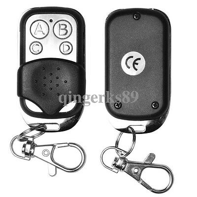 433Mhz. Universal Remote Control Key Fob for Security Wireless GSM Alarm System
