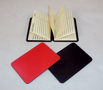 Magnetic Wallet Address Book ~ Set of 2 ~ Keep Contact Info Handy At All Times!