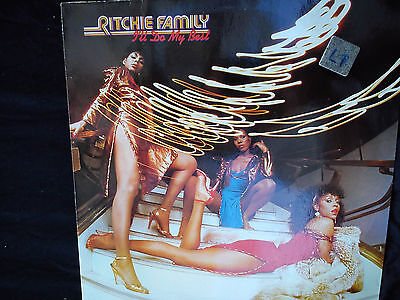 Ritchie Family - I`ll do my best.......................  Vinyl