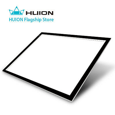 Huion A4 Light Box 17.7 Inches LED ArtCraft for Tattoo Tracing Anime Drawing Pad