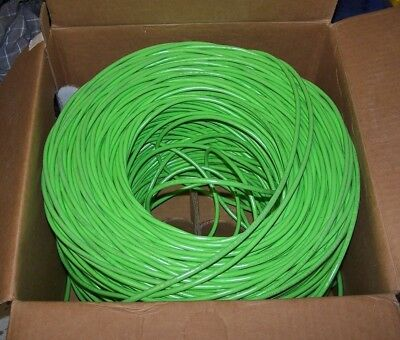 New Lucent 107987349 Systimax Scs Cat 5 Gigaspeed Cable 1000Ft
