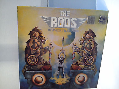 The Rods - Heavier than thou ..........................Vinyl