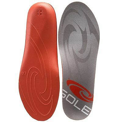 Sole Thin Sport Footbeds Custom Orthotic Heat Moldable Shoe Insoles Inserts