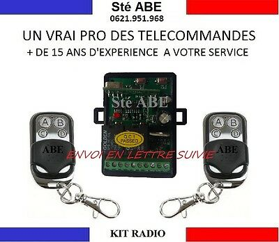 Telecommande Copieuse Bft To2  To4  30,875 Mhz