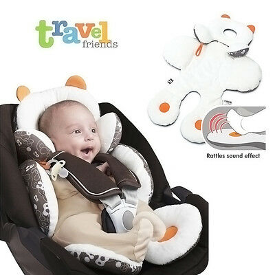 Soft Newborn Baby Head&Body Support Infant Pram Stroller Car Seat Pillow
