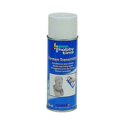 Hobby Time Antiadherent pour moules spray 200ml Ref 6213300 NEUF