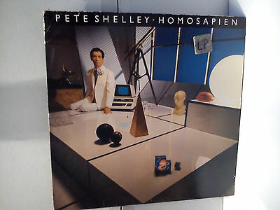 Pete Shelley - Homosapien......................Vinyl