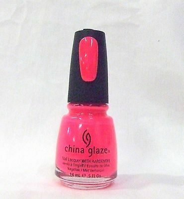 China Glaze Polish  Poolside POOL PARTY  80945 .5oz/15mL