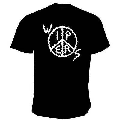THE WIPERS LOGO T-SHIRT (GRÖSSEN S bis 5XL)