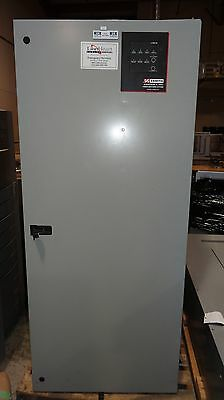 Zenith Automatic Transfer Switch ZTGK80EC-5 800A 3-Phase 60Hz MX100 Controller
