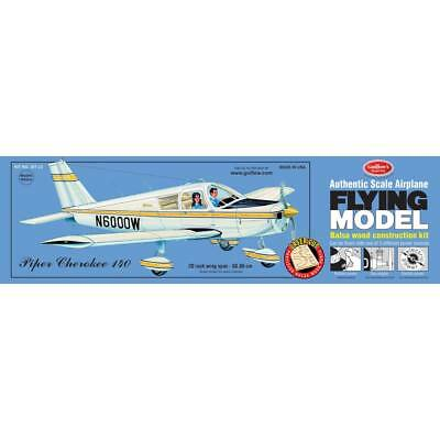 NEW Guillow s Model Kit Private Planes Model Cherokee 307LC
