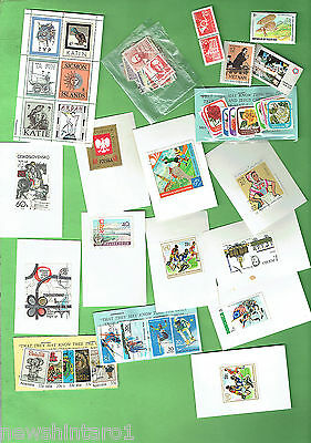 #d172.  Lot Of  Thematic Stamps