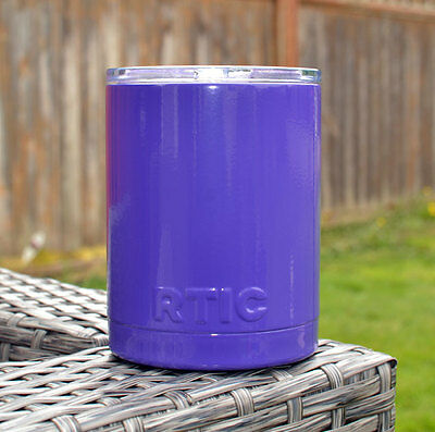 High Gloss Purple Powder Coating Paint - New 1LB
