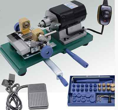 Pearl Drilling Holing Machine Driller Full Set Jewelry Tools New Fast ShippingMY