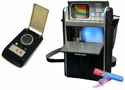 NEW Star Trek The Original Series Communicator and Science Tricorder (Pack of 2)