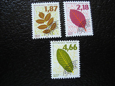 FRANCE - timbre yvert et tellier preoblitere n° 236 a 238 n** (A19) stamp french