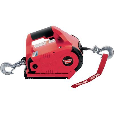 Cordless Winch - You've Got Pull