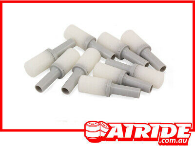Accuair Valve Block Ptc Exhaust Mufflers For Air Ride Suspension