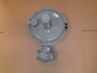 "Natural Gas Regulator, Sensus 243-12-2 2"" 3/4"