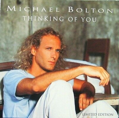 Michael Bolton - Thinking of You (1996)  CD  NEW/SEALED  SPEEDYPOST