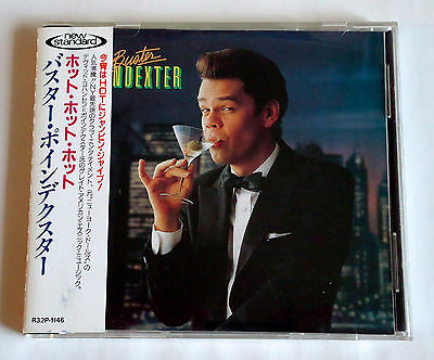 BUSTER POINDEXTER s/t JAPAN EDITION CD w/OBI 1988 R32P-1146 OOP New York Dolls