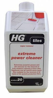 NEW HG Extreme Power Cleaner Super Remover 1L (HGP20)