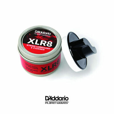 Planet Waves XLR8 Guitar String Lubricant Cleaner