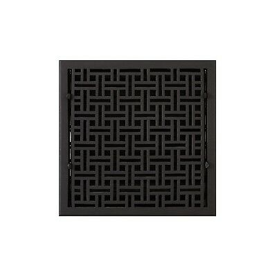 Naiture Bronze Wall Register Oversized Wicker Style In 15 Sizes