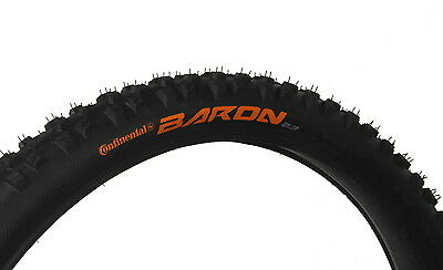Continental Baron 26 X 2.3 MTB Mountain Bike Enduro Downhill Tyre (Wired)
