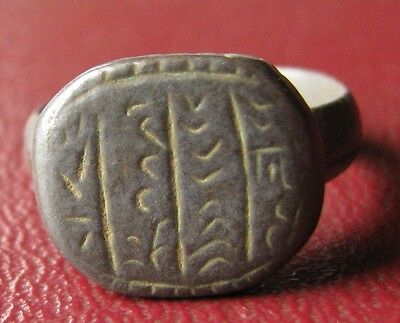 Authentic Ancient Artifact > Unidentified BRONZE RING SZ: 6 1/2 US 16.75mm 11907