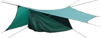 Hennessy Hammock SAFARI DELUXE ASYM Classic Hammock Tent Camping/Backpacking
