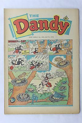 The Dandy 1485 May 9th 1970 Vintage UK Comic Korky The Cat Desperate Dan