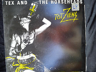 Tex And The Horseheads - Tot ziens....................Vinyl