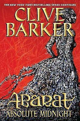 NEW Abarat: Absolute Midnight by Clive Barker