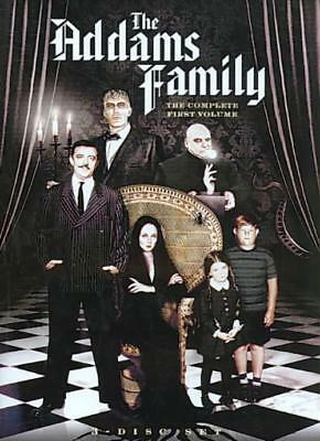 The Addams Family - Volume 1 New Region 1 Dvd