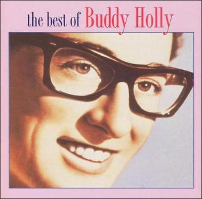 Buddy Holly - The Best Of Buddy Holly [Universal] New Cd