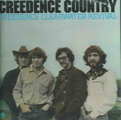 Creedence Clearwater Revival - Creedence Country [Bonus Tracks] New Cd