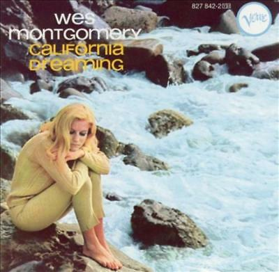 Wes Montgomery - California Dreaming New Cd