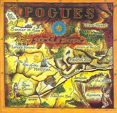 The Pogues - Hell's Ditch: Expanded & Remastered [Remaster] New Cd