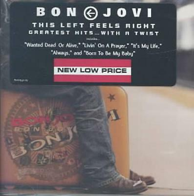Bon Jovi - This Left Feels Right [Greatest Hits With A Twist] New Cd