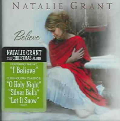 Natalie Grant (Ccm) - Believe New Cd