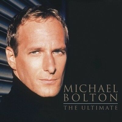 Michael Bolton - The Ultimate Collection New Cd