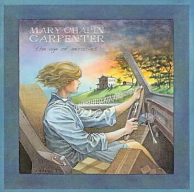 Mary Chapin Carpenter - The Age Of Miracles New Cd