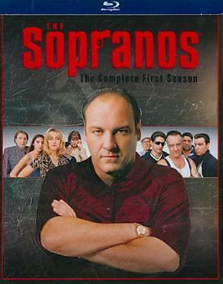 The Sopranos - The Complete First Season New Region 1 Blu-Ray