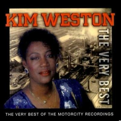 Kim Weston - The Very Best Of The Motorcity Recordings New Cd