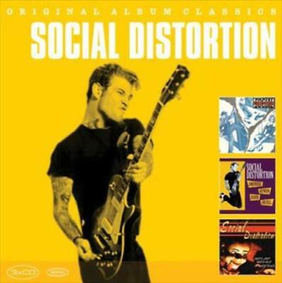 Social Distortion - Original Album Classics [Slipcase] New Cd