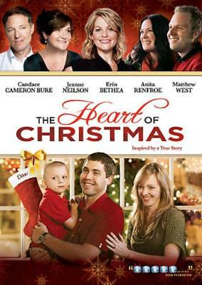 The Heart Of Christmas New Region 1 Dvd