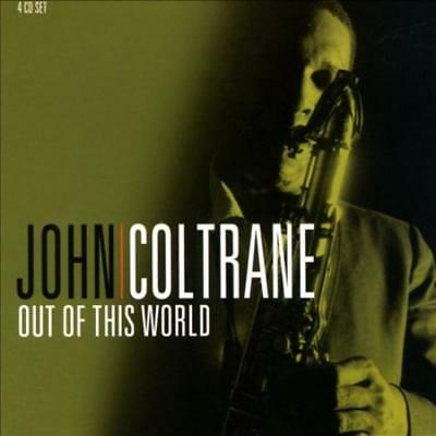 John Coltrane - Out Of This World [Proper] New Cd