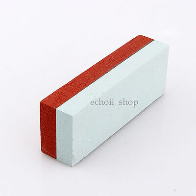 New 400# 1500# Knife Sharpener Stone Two Sides Whetstone Sharpening Razor tool