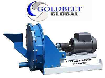Impact mill rock crusher grinding milling gold mining equipment machine jaw ball